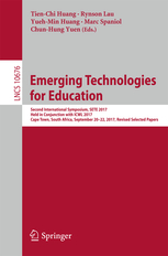 Book Cover: Emerging Technologies for Education